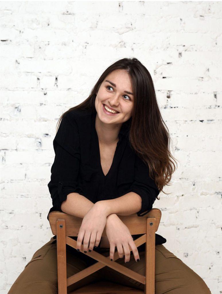 Катерина Севостьянова.