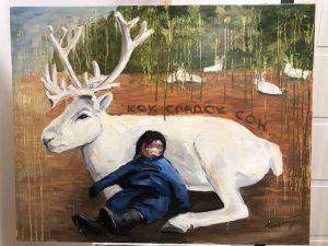 Купить готовую картину в Москве