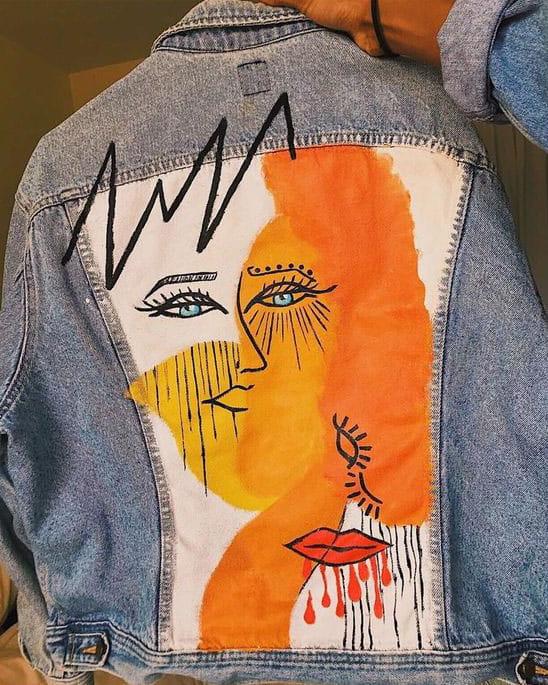 Мастер-класс по росписи одежды 3